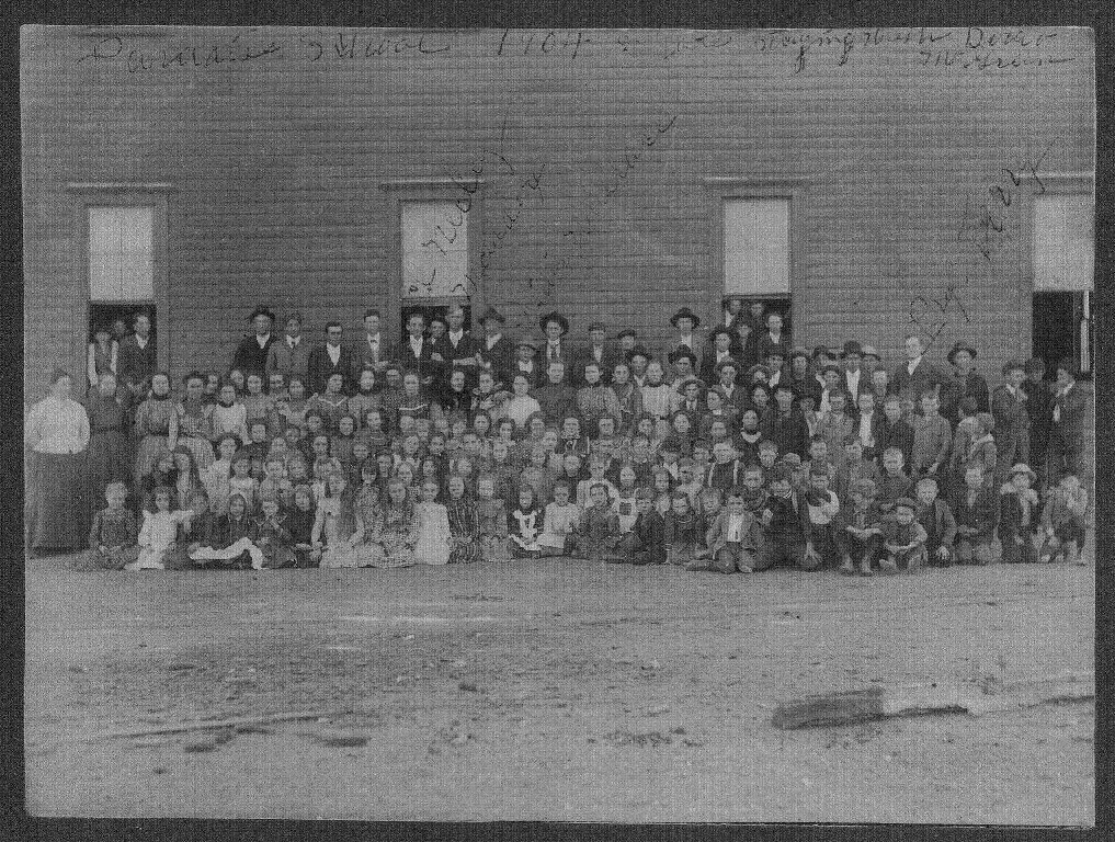1904 Paradise School - Group Photo