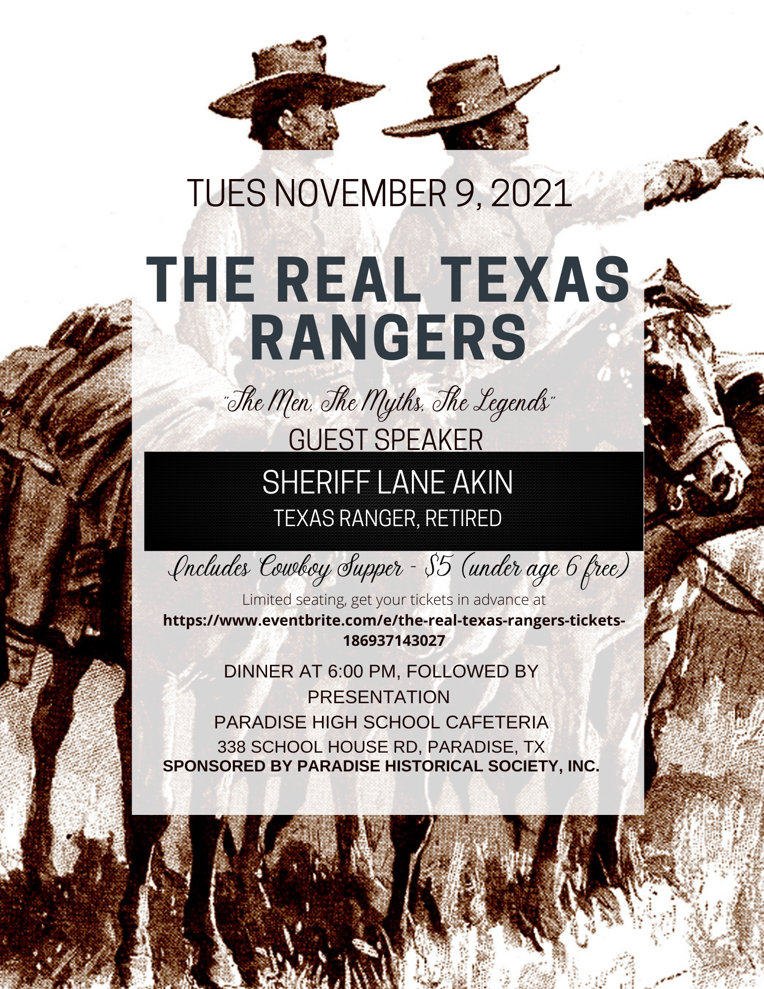 The Real Texas Rangers